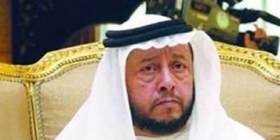 ولي عهد أبوظبي والحكام يؤدون صلاة الجنازة على جثمان سلطان بن زايد