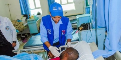 1.1 مليون استشارة طبية من منظمة الهجرة الدولية باليمن
