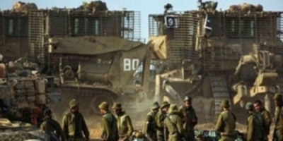 توغل سبع جرافات عسكرية إسرائيلية في محافظة رفح جنوب قطاع غزة