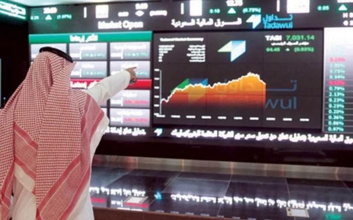 البورصة السعودية تواصل مكاسبها وتغلق تداولاتها على ارتفاع
