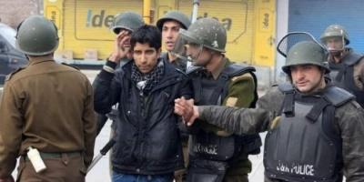 الهند تلقي القبض على 5161 شخصًا منذ إلغاء الوضع في كشمير