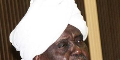 """اعتقال الأمين العام لحزب المؤتمر الشعبي السوداني """"علي الحاج"""""""