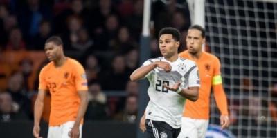 المنتخب الألماني يحقق نهاية قوية لمشواره في 2019