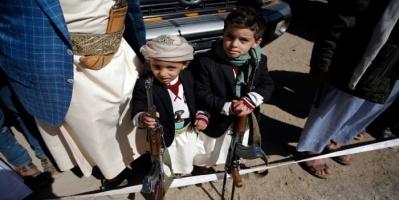 """مصادر حقوقية تُفنِّد لـ""""المشهد العربي"""".. كم جريمة حوثية بحق الأطفال؟"""