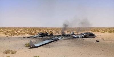 الجيش الليبي يُسقط طائرة إيطالية مسيرة قرب طرابلس