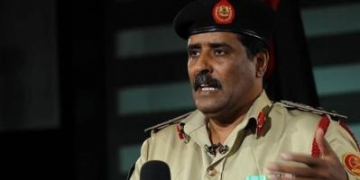 المسماري: لا نجاح لأي مسار سياسي أو اقتصادي في ليبيا قبل الحسم العسكري