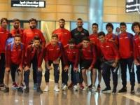 منتخبا اليمن والعراق يصلان الدوحة للمشاركة في خليجي 24