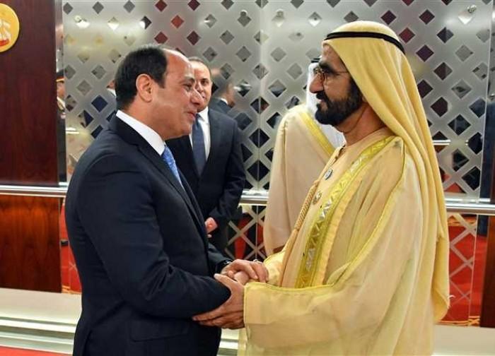 شراكة إستراتيجية نموذجية بين القاهرة وأبوظبي