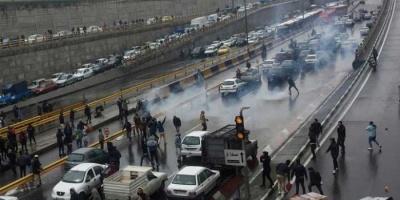 مسئول إيراني: الاحتجاجات خلفت خسائر تقدر بـ 200 مليون دولار