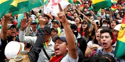 ارتفاع عدد ضحايا الاشتباكات بين الأمن والمتظاهرين في بوليفيا إلى 8 قتلى