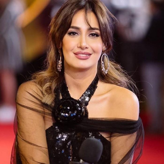 حلا شيحة عن افتتاح مهرجان القاهرة :رائع ومتميز