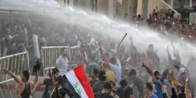 رويترز: قتيلان و38 مصابا في مظاهرات العراق اليوم