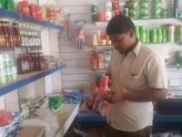 حملة لمحاصرة المخالفات التجارية في المحلات والمخابز بالغيضة