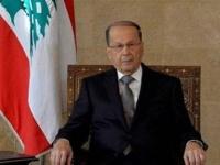 الرئيس اللبناني يدعو القضاة إلى ممارسة دورهم في معركة القضاء على الفساد