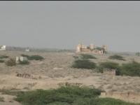 مليشيا الحوثي تسلط نيران أسلحتها على مناطق الجاح