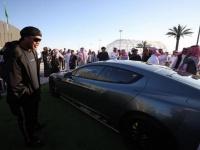 """هاشتاج """"معرض الرياض للسيارات"""" يشعل السوشيال ميديا (صور)"""
