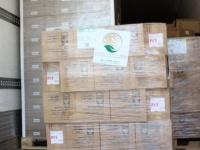 4 شحنات أدوية من مركز الملك سلمان إلى مستشفيات تعز