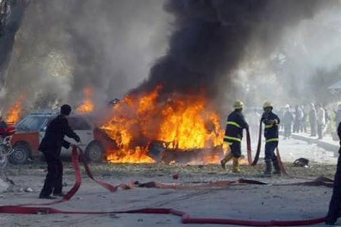 مقتل شخص وإصابة 4 آخرين في انفجار عبوة ناسفة ببغداد