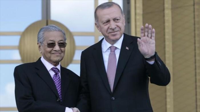 الخالدي: أردوغان ومهاتير محمد صنيعة إخوانية منذ الثمانينات