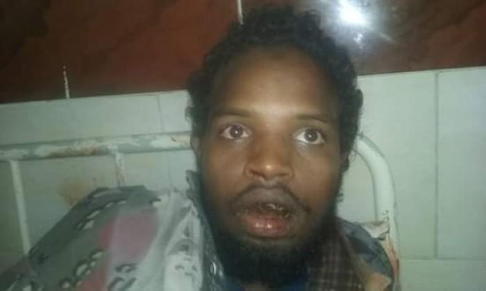 مستخدماً فأس.. أفريقي يعتدي على راعية أغنام بردفان