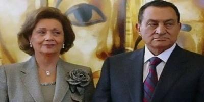 """""""سوزان مبارك"""" تشعل السوشيال ميديا لهذا السبب"""