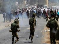 إصابة 8 فلسطينيين فى اعتداء الاحتلال والمستوطنين بالمنطقة الجنوبية بالخليل