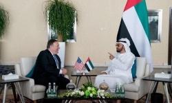 تفاصيل المباحثات الأميركية الإماراتية بشأن دور إيران المزعزع للمنطقة