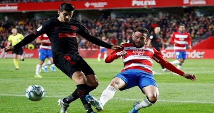 أتلتيكو مدريد يتعادل مع غرناطة ويواصل الابتعاد عن المنافسة بالليجا