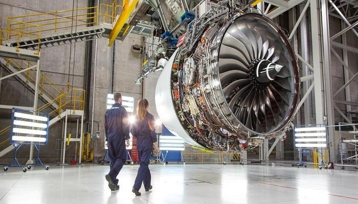 طائرات إيرباص تحتضن محرك رولز رويس الثوري في أطول رحلاتها