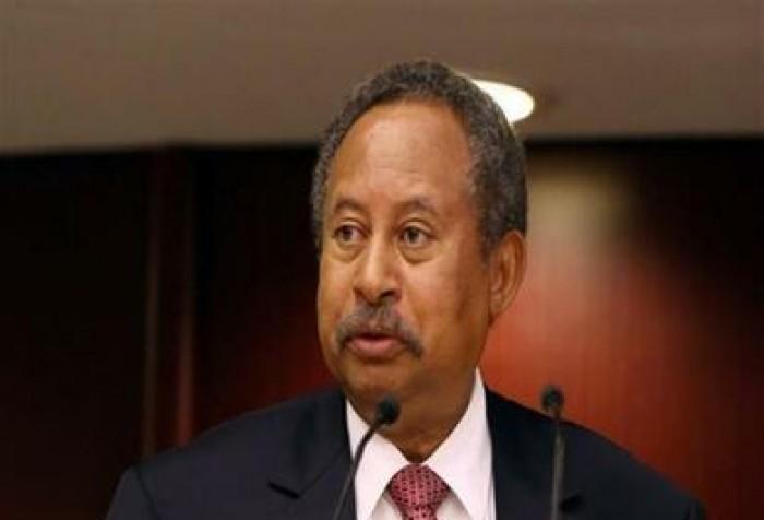 رئيس وزراء السودان: إدارة الحكومة الانتقالية للاقتصاد قضية محورية