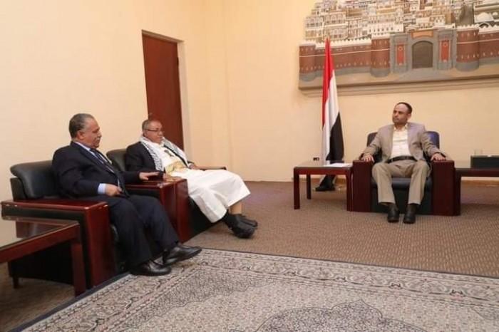المشاط يلتقي أبوراس لإنهاء خلافات مؤتمر صنعاء والحوثيين