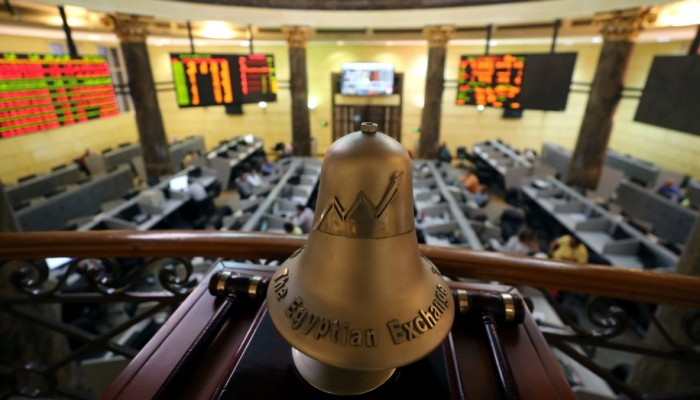 نزيف البورصة المصرية مستمر ورأس المال السوقي يخسر 3.5 مليار جنيه