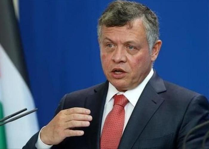 العاهل الأردني يعرب عن تقديره لدعم الولايات المتحدة