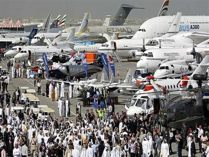 """معرض """"دبي للطيران"""" يختتم فعاليته بصفقات تقدر بـ 54.5 مليار دولار"""