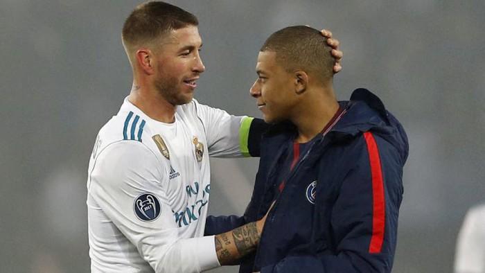 الغزل المتبادل بين ريال مدريد ومبابي يزعج باريس سان جرمان
