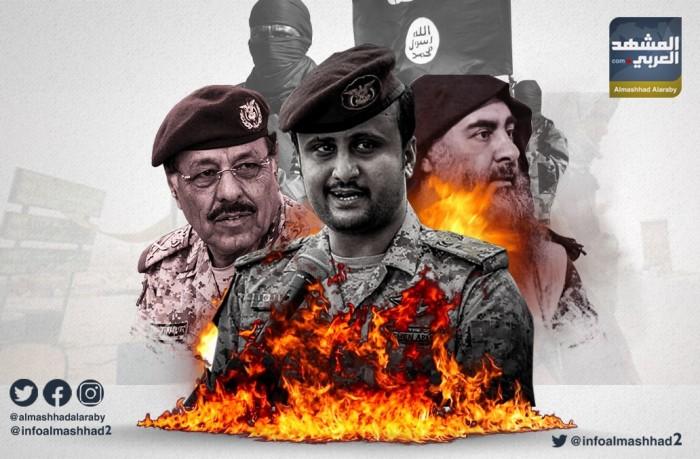 أمجد خالد .. ضمن مخطط الأحمر لاستعادة مواقع القاعدة بالجنوب