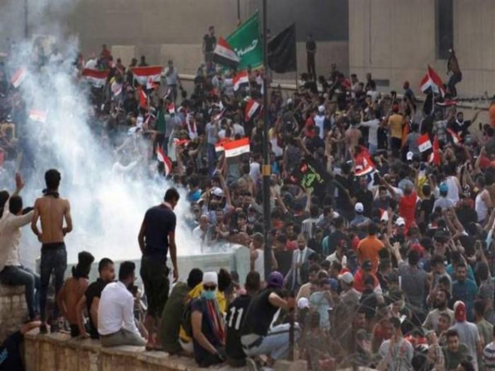 مفوضية حقوق الإنسان: مقتل 11 متظاهرا وإصابة 289 آخرين باحتجاجات العراق