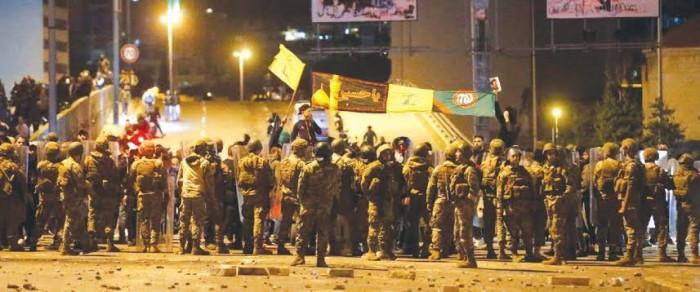 مجلس الأمن الدولي يطالب بالحفاظ على الطابع السلمي للاحتجاجات بلبنان