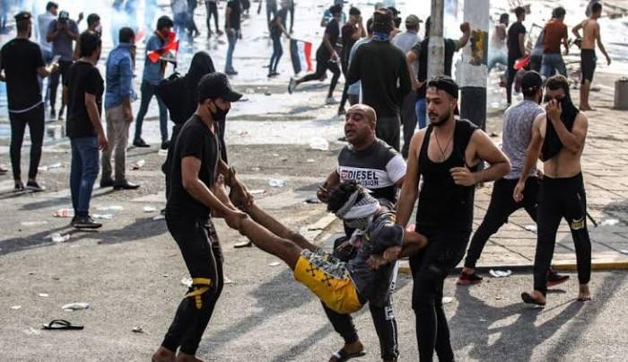 نائب وزير الدفاع الأمريكي يدين قتل المتظاهرين بالعراق
