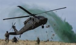 مقتل 13 جنديا فرنسيا نتيجة تصادم مروحتين خلال عملية عسكرية بمالي