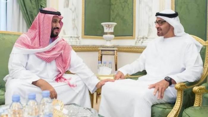 ولي العهد السعودي يزور الإمارات غدا