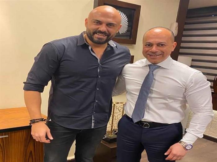 """أحمد صلاح حسني يتعاقد مع سينرجي على """"ختم النمر"""""""