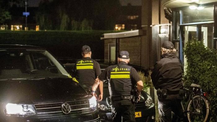 هولندا.. ضبط رجلين متهمين بالتخطيط لشن عمليات إرهابية بالبلاد