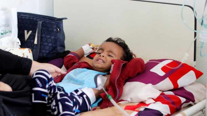 """""""كوليرا المليشيات"""".. مليون صرخة في وجه الحوثي"""