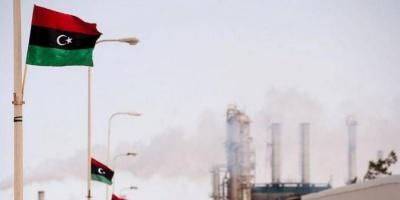 مؤسسة النفط الليبية تعلن وقف الإنتاج في حقل الفيل بسبب غارات جوية