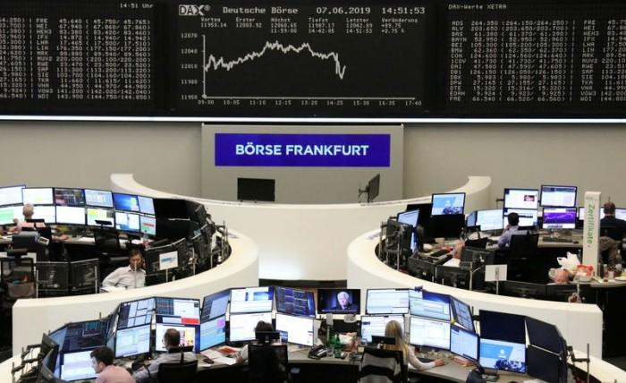 أسهم البورصة الأوروبية تواصل مكاسبها بدعم التفاؤل تجاه اتفاق التجارة