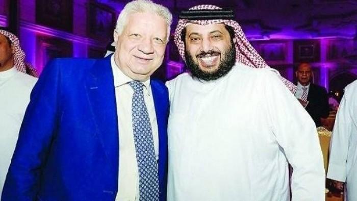 تركي آل الشيخ: لا أقبل الإساءة لرئيس نادي الزمالك