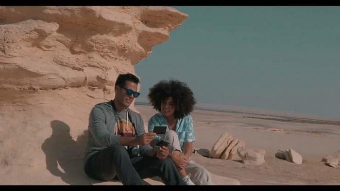 "بالفيديو.. هشام خرما يطرح كليب ""حلق معي"" بالتعاون مع ميريل مختار"