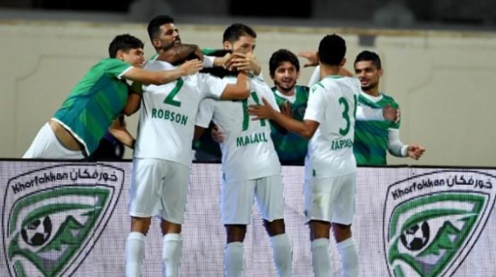 حتا وخورفكان يُسقطان الوحدة والعين في كأس الخليج العربي