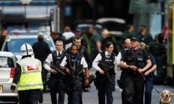 سقوط جرحى ومقتل منفذ حادثة طعن إرهابية في لندن